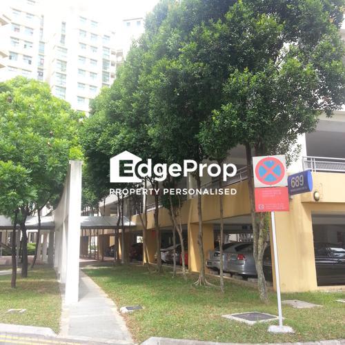 689 Woodlands Drive 75 - Edgeprop Singapore