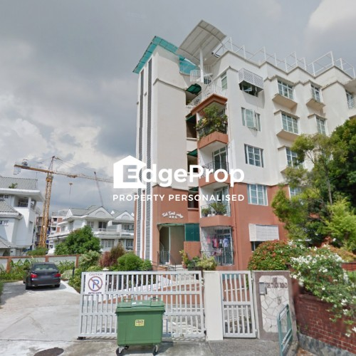 TOH TUCK LODGE - Edgeprop Singapore