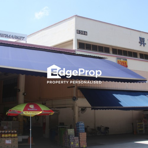 539A Bedok North Street 3 - Edgeprop Singapore