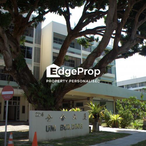 UNI BUILDING - Edgeprop Singapore